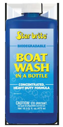 Starbrite Boat Wash in a Bottle 16 oz.