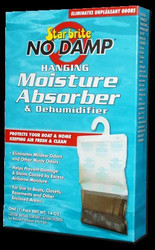 Starbrite No Damp Hanging Moisture Absorber & Dehumidifier Boats, RVs
