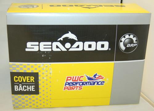 SeaDoo 2004-2009 RXP 155/215 Black/Gray PWC Cover