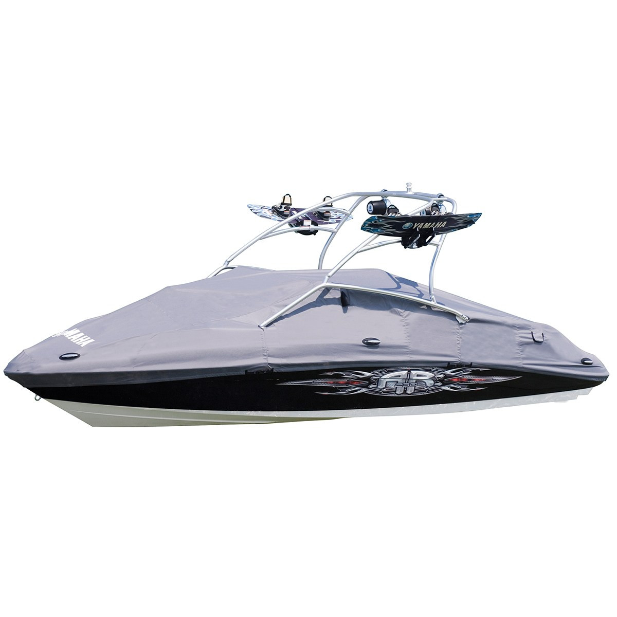 Yamaha Premium Tower Mooring Cover Light Gray 2015 2016 242 Limited S 2016 242x E Series Mar 242tr Gy 15