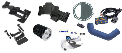 YAMAHA GP1300R RIVA Intake Grate Pump Seal Power Filter Impeller Fuel 2005-2008 GP1300R-KIT-14/20-2005-20098