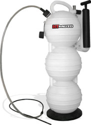 Hydro Turf HTMOTO Oil Fluid Extractor 15L