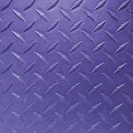 BlackTip Turf Traction Mats Kawasaki Diamond Plate Purple 1100 STX /900 STX /900 (130BT027)