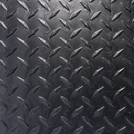 Blacktip Turf Traction Sheet Roll Black with PSA 3M Diamond Plate (130BT023)