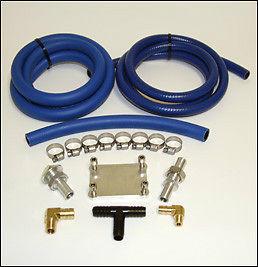 Yamaha FX-SHO FZR FZS R/&D Intake Manifold//Intercooler CFM Kit Add Power+1-2mph