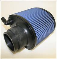 Yamaha VXR VXS WaveRunner R&D Power Filter Performance Plenum Kit - ADD 1-2+ MPH (200-01805)