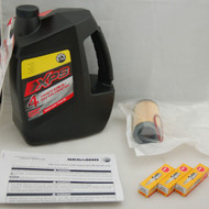 Sea Doo 4-Tec BRP OEM Maintenance Oil Change Kit RXP RXT GTX GTI ALL 4-TEC (295501075)