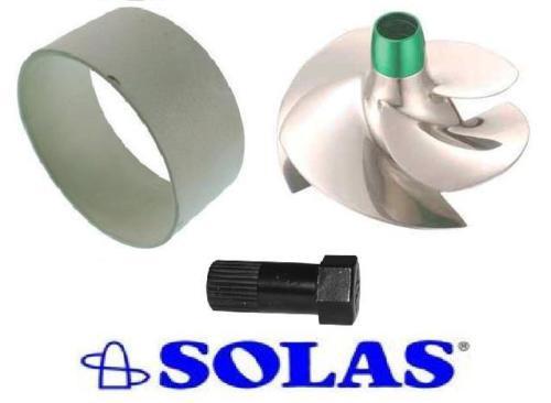 SeaDoo RXP 215hp Wear Ring SOLAS Impeller R&D Intake Grate & Tool  SRX-CD-14/19R / WR012 / 372 OEM