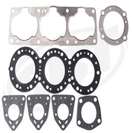 Kawasaki Top End Gasket Kit 1100 ZXI /STX /Ultra 130 1996 1997 1998 1999 2000 2001 2002 2003 2004 (60A-210)