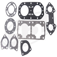 Kawasaki Top End Gasket Kit 650 X2 /SX /Jetmate /TS /SC 1986 1987 1988 1989 1990 1991 1992 1993 1994 1995 1996 (60A-203)