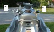 Yamaha WaveRunner 2010-2014 VX Mirror Left Hand LH NEW Cruiser Deluxe Sport ALL