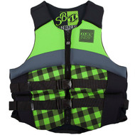 2016 Men's Shane Bonifay Neoprene PFD by JetPilot® Front View