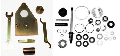 Sea Doo Supercharger Rebuild Kit & Tool Kit - 185HP GTX