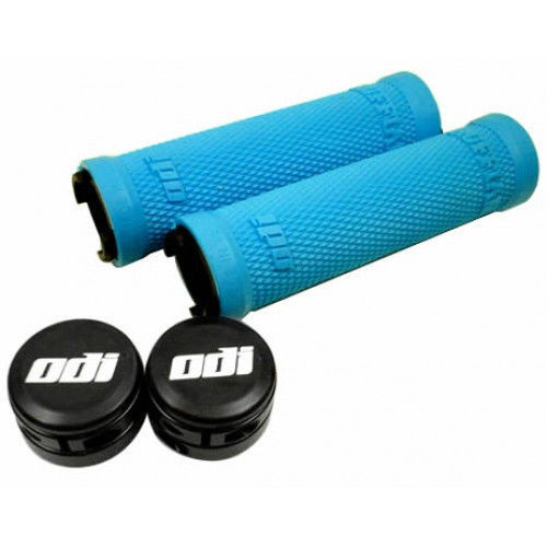 ODI Cross Trainer Lock Grips No FLANGE 130mm ATV PWC MTB MX