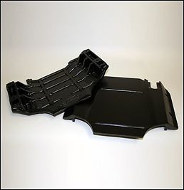 Yamaha FZR/FZS R&D PRO Series Ride Plate 122-18001 2009-2013 ADD 3+MPH