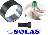 SeaDoo RXP-X RXT GTX Wear Ring Stainless Sleeve SOLAS Impeller Tool SRZ-CD-15/21
