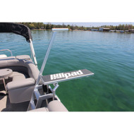 Lillipad Pontoon Diving Board with Quick Release for Storage