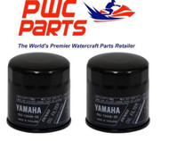 YAMAHA OEM Outboard Oil Filter 2-PACK F150 F200 F225 V6 F250 69J-13440-03-00