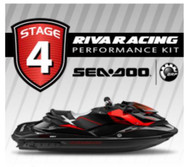 SeaDoo 2012+ RXP-X 260HP RIVA Power Filter w/ Catch Can Kit