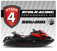 SEADOO RXT-X aS / RXT iS 260 Stage 4 Kit RIVA 81+ MPH Pro-Series Storage Bundle