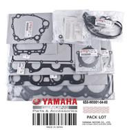 YAMAHA OEM Engine Gasket Kit 6S5-W0001-04-00 2011 FX / Cruiser SHO FZR FZS PWCs