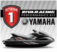 YAMAHA 2008-2010 FX-SHO RIVA Stage 1 Kit 71+ MPH w/ Aquavein Intake Grate +