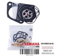 YAMAHA OEM Carburator Repair 64X-W0093-00-00 1996-2000 Wave Blstr Rdr XL GP760 +