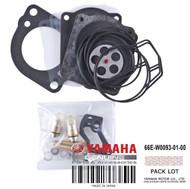 YAMAHA OEM Carburator Repair 66E-W0093-01-00 2000-2005 GP XL XLT XA 800 Models