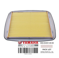 YAMAHA OEM Air Cleaner Element 6S5-E4451-00-00 2008-2015 FX Crsr HO SHO FZ VX +
