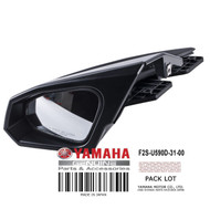 YAMAHA OEM Mirror Assembly 1 F2S-U590D-31-00