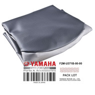 YAMAHA OEM Seat Cover 1 F2M-U371B-00-00 2011-2012 Waverunner VXR Replacement Part