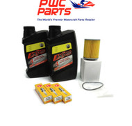 SeaDoo SPARK BRP Oil Change Kit ACE 900 SBT Filter O-Ring CR8EB Spark Plugs