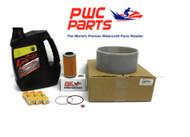 SeaDoo BRP Oil Change Kit RXP-X RXT-X GTX 215/255/260 4-TEC Wear Ring 267000372
