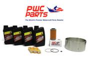 SeaDoo BRP Oil Change Kit RXP-X RXT-X 4-TEC SOLAS Stainless Steel Wear Ring