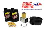 SeaDoo SPARK BRP Oil Change Kit ACE 900 Filter CR8EB Spark Plugs Wear Ring