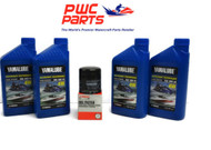 YAMAHA Oil Change Kit w/ OEM Filter FX-HO VXR VXS FZ ALL 1.8L 69J-13440-03-00