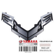 YAMAHA OEM Center Ornament F2S-U510D-01-00 2012-2017 FX Cruiser HO SHO SVHO