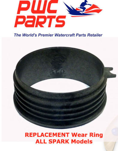 SeaDoo Wear Ring New for ALL SPARK Models 2-Up 3-Up ACE 900 Replaces  267000617