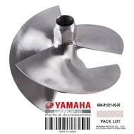 YAMAHA OEM Impeller 68N-R1321-00-00 2001-2006 XL FX GP XLT XA PWCs & Jet Boats