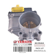 YAMAHA OEM Throttle Body 2005-2011 VX110 VX Cruiser Deluxe Sport 6D3-13750-00-00