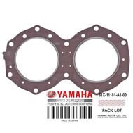 YAMAHA OEM Cylinder Head Gasket 61X-11181-A1-00 1993-1997 Blaster Runner Raider FX1 + SJ
