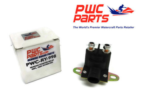 POLARIS Starter Relay Assembly MSX 140 Freedom Genesis Repl  4011043 4010228