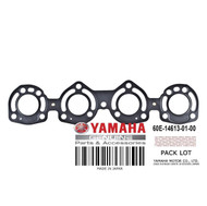 YAMAHA OEM Exhaust Pipe Gasket 60E-14613-01-00 2006-2010 FX PWC & Jet Boats