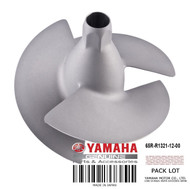 YAMAHA OEM Impeller 65R-R1321-12-00 2004 XL700 Waverunner Replacement Impeller
