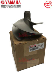 YAMAHA VX 2005 VX110 VX SPORT DELUXE CRUISER   OEM IMPELLER 2005 2006 2007 2008 2009 VX 110 CRUISER SPORT GENUINE OEM FACTORY YAMAHA REPLACEMENT IMPELLER