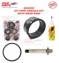 SeaDoo Jet Pump Rebuild Kit 787800/951 XP RX DI/ GTX DI/ 720