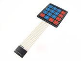 4*4 Membrane Keypad