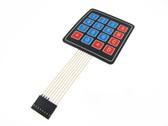 4*4 Membrane Keypad-2