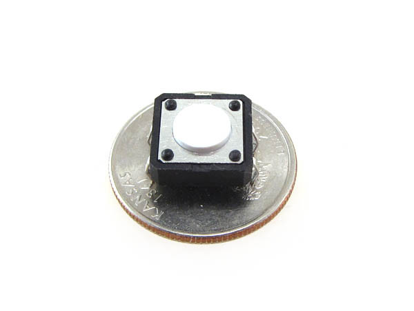 Flat Head Pushbutton Pneumatic Mechanical Valve 3//2 Way M5 Screw Thread