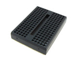 Mini Self-Adhesive Breadboard - Black